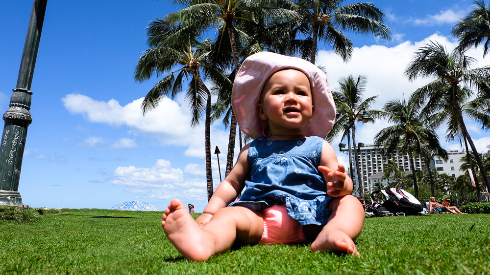 Travelling To Hawaii With Our 10 Month Old Baby The Urban Mom